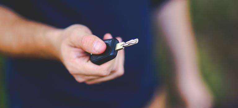История на ключа на колата