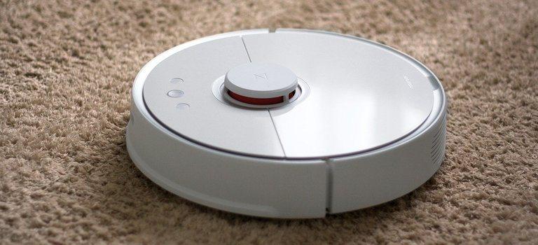 Прахосмукачка робот Xiaomi